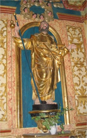 St jacques ASSON BEARN